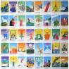 Gratuit - Demandez votre assemblage de cartes Tarot KIBARO