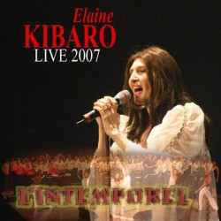 Double CD LIVE 2007 - L'INTEMPOREL