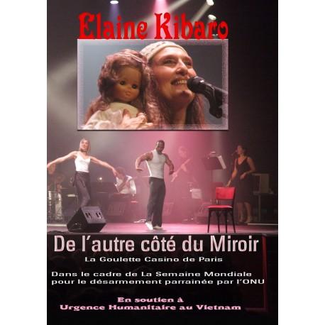 """Double CD """"De l'autre côté du Miroir"""" + clips de 1989 à 2008"""