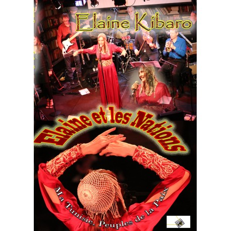 DVD + CD Elaine et les nations