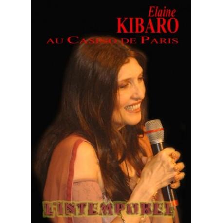 DVD LIVE 2007 L'INTEMPOREL
