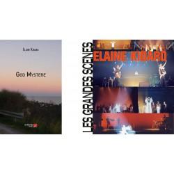 Coffret God Mystère (Roman) et Les Grandes scènes (coffret 3 CD/ 1 DVD)
