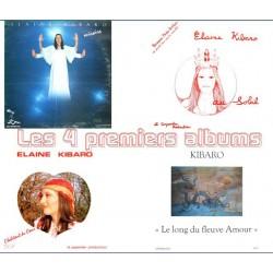 Les 4 premiers Albums