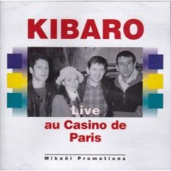 CD Kibaro Live 98